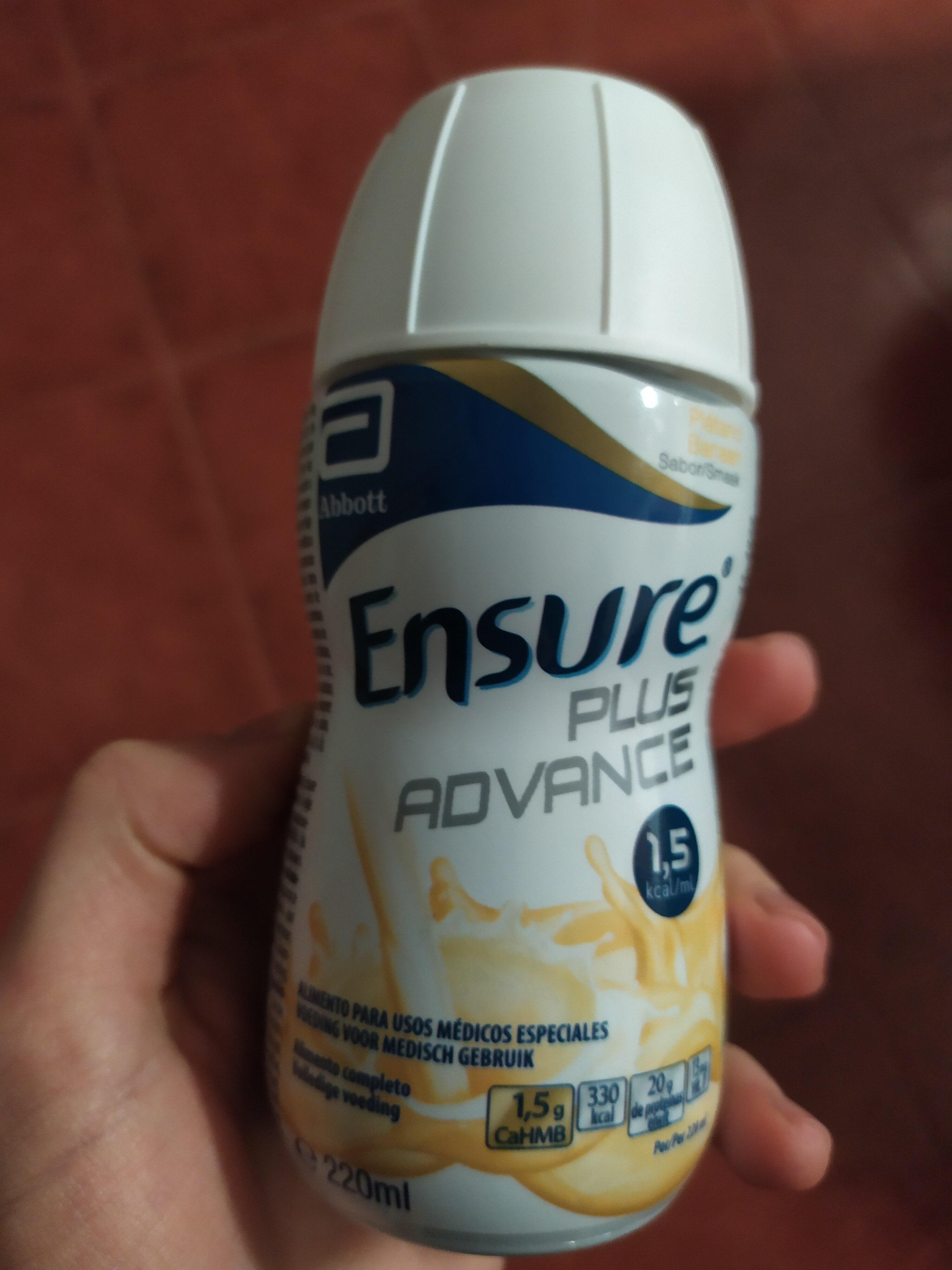 Ensure plus advance platano - Product