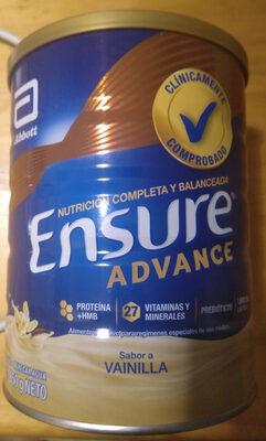 Ensure Advance Vainilla - Product - es
