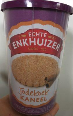 Jodekoek - Produit