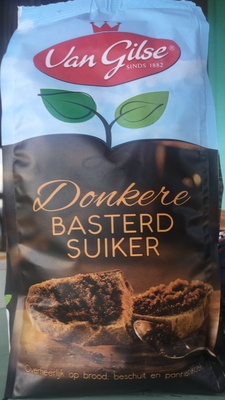 Donkere basterdsuiker - Product