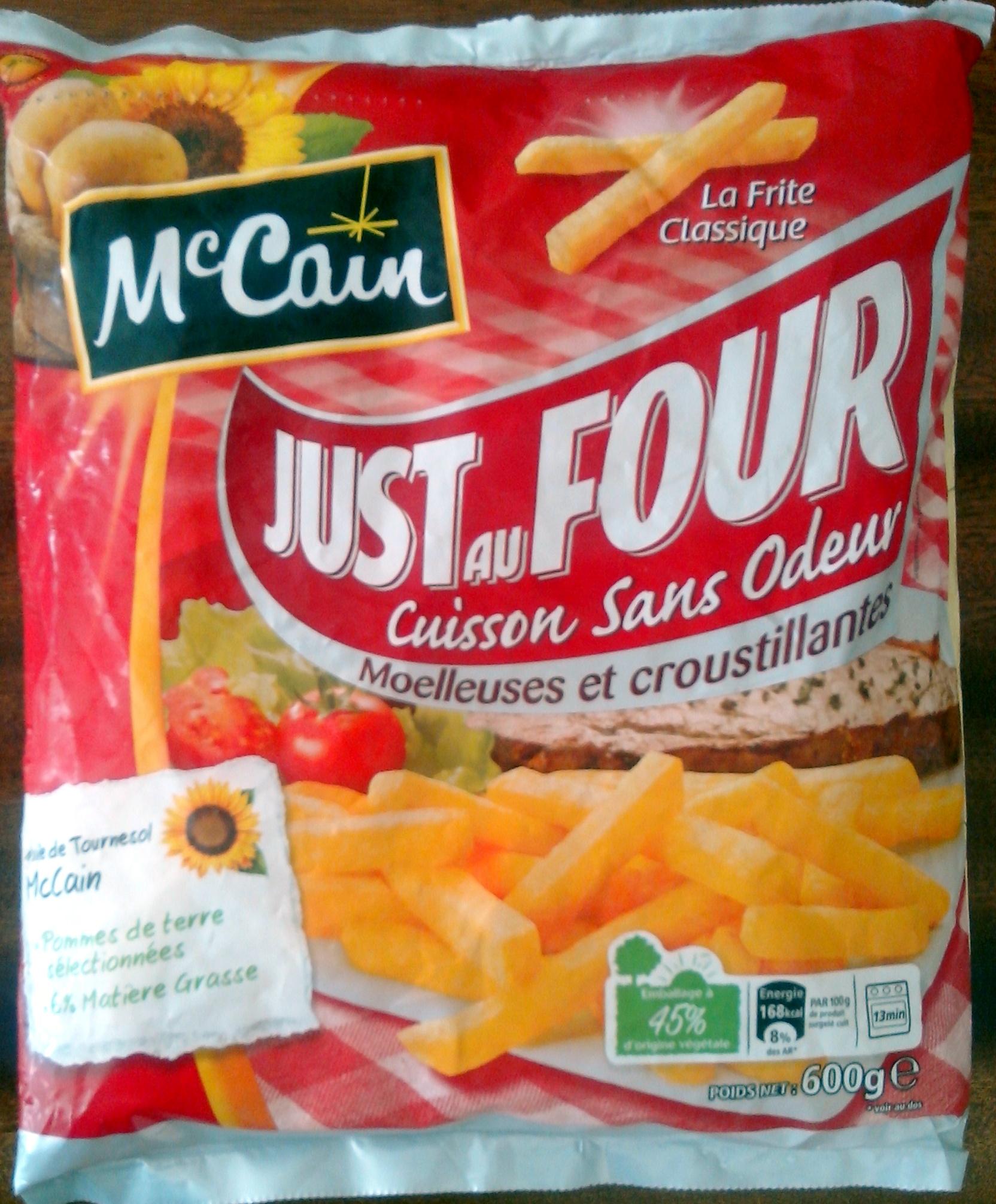 Just au Four - Product