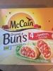 Original Bun's 4 Jambon Ketchup - Produit