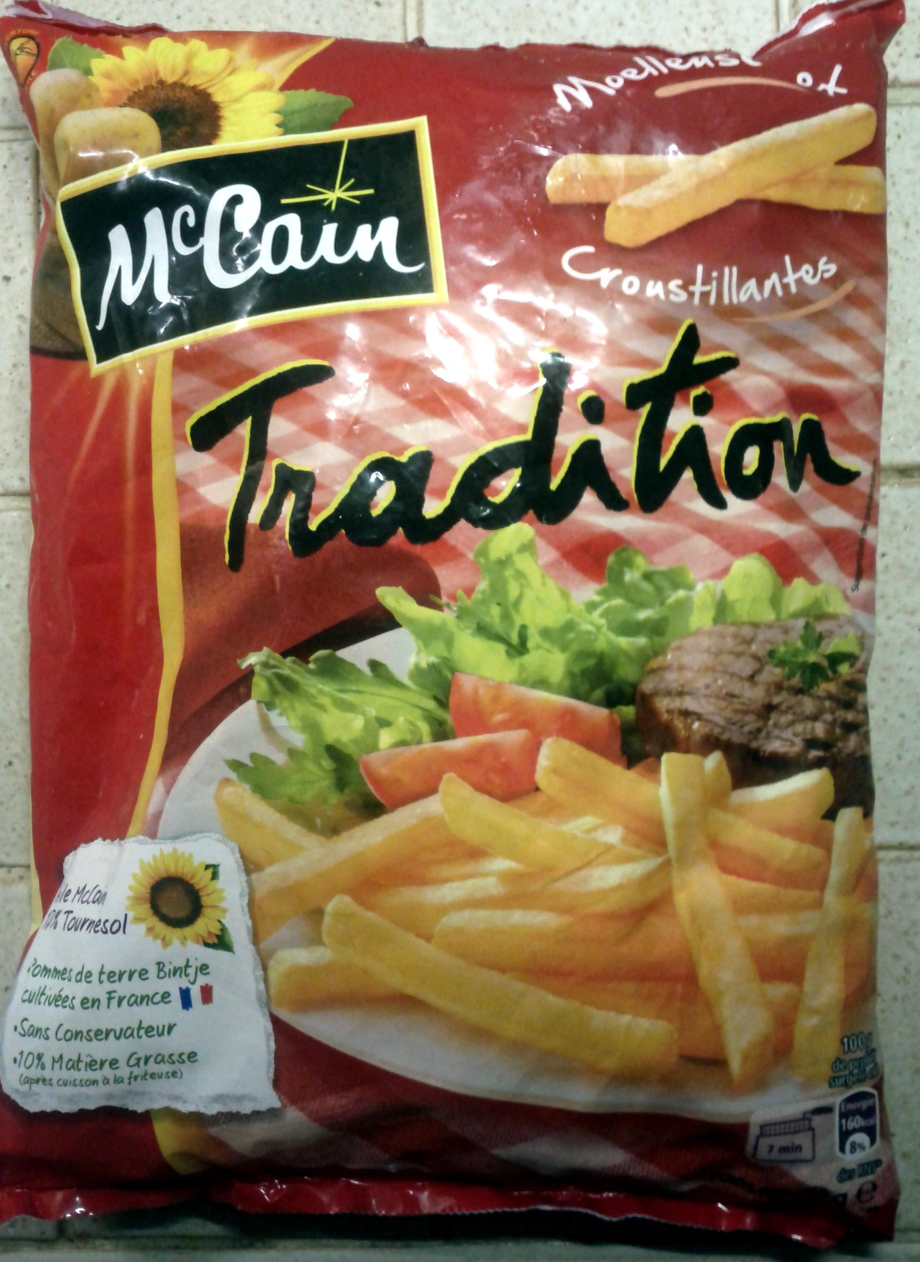 Tradition frites - Produit - fr