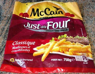 Just au Four Classique - Product - fr