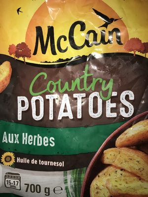 Country Potatoes aux herbes - Product
