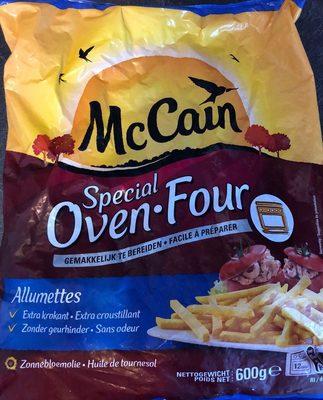 Mc cain special four - Produit - fr