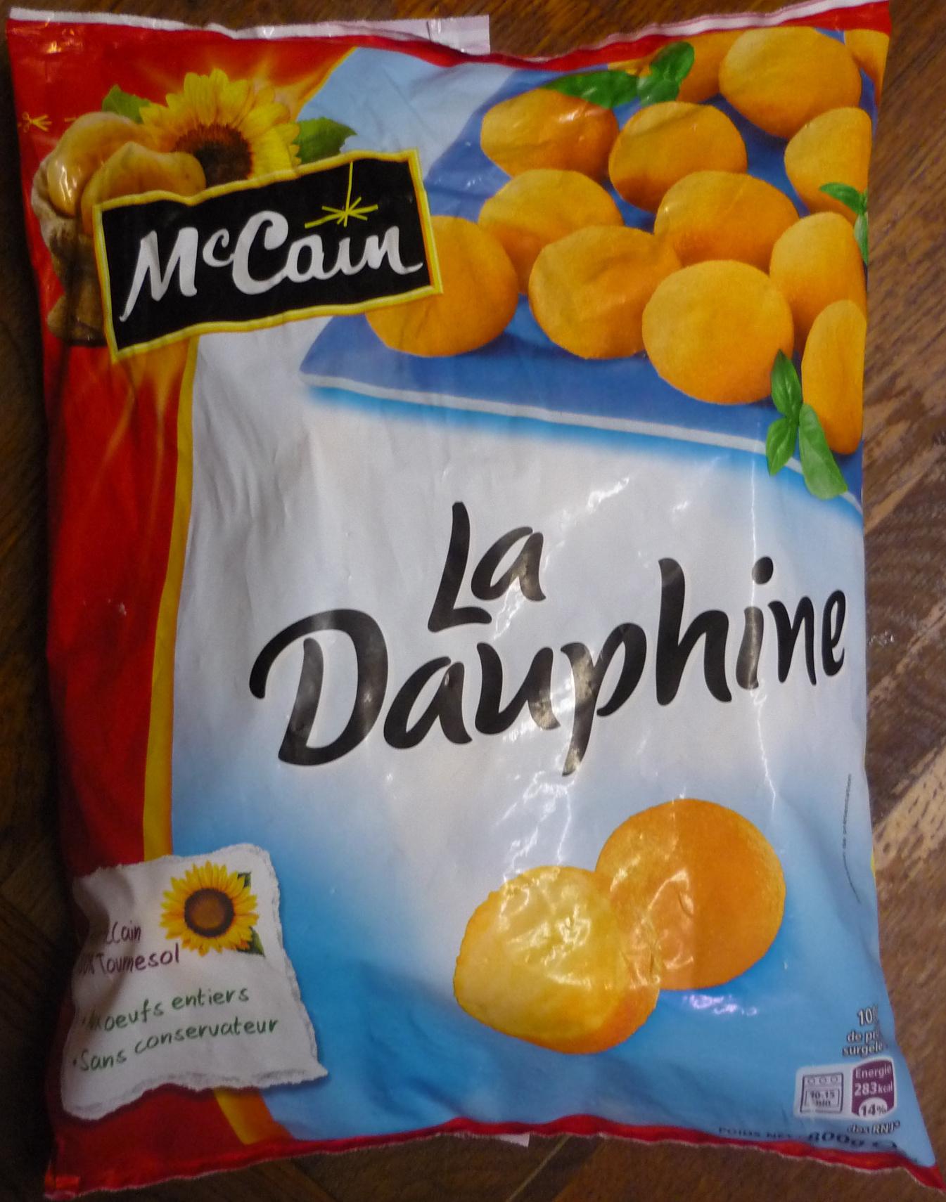 La Dauphine - Produit - fr