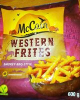 Western Frites - Produit - fr