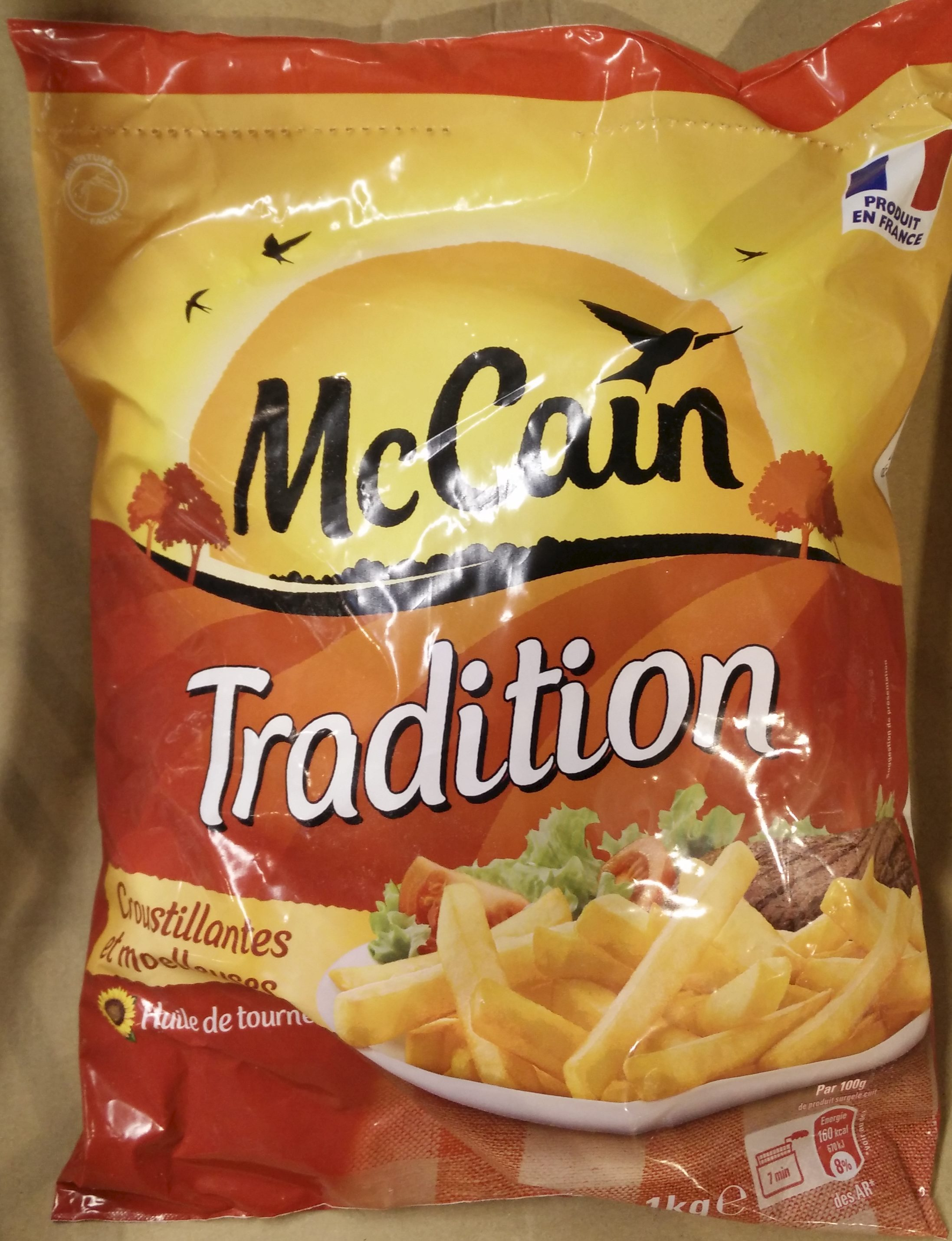 Frites Tradition - Product