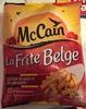 La Frite Belge - Produit