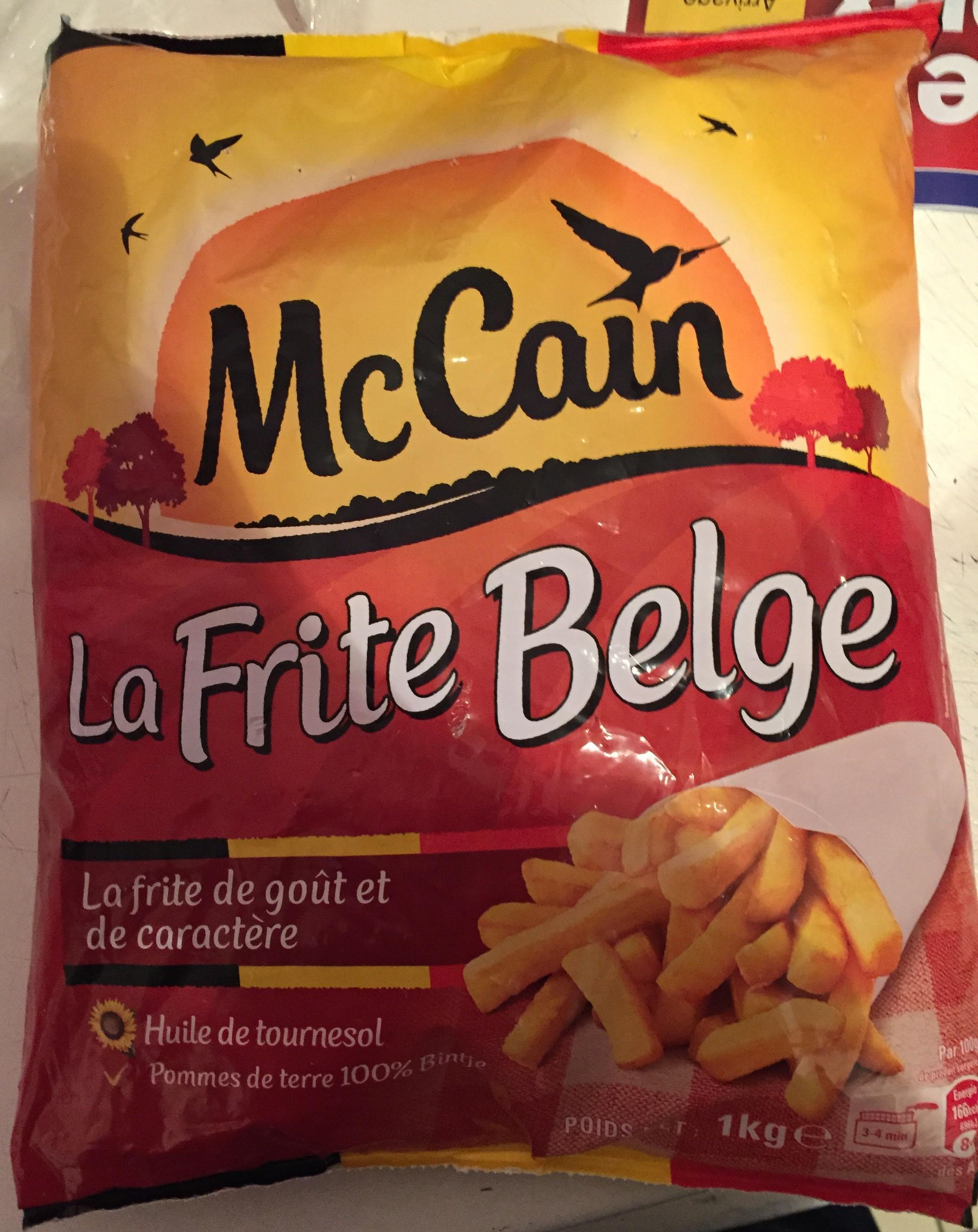 La Frite Belge - Produit - fr