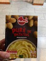 Puré de patatas deshidratado - Producto