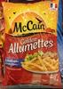 Golden Allumettes - Produit