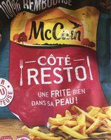 Côté Resto - Product