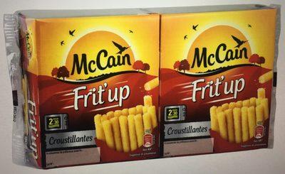 Frites Frit'up croustillantes - Produit - fr