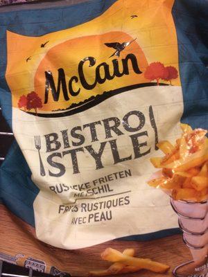 Bistro Style Frites Rustiques avec Peau - Produit - fr