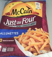 Just au Four Allumettes - Product - fr