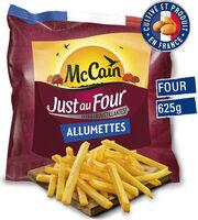 Just au Four allumettes - Product - fr