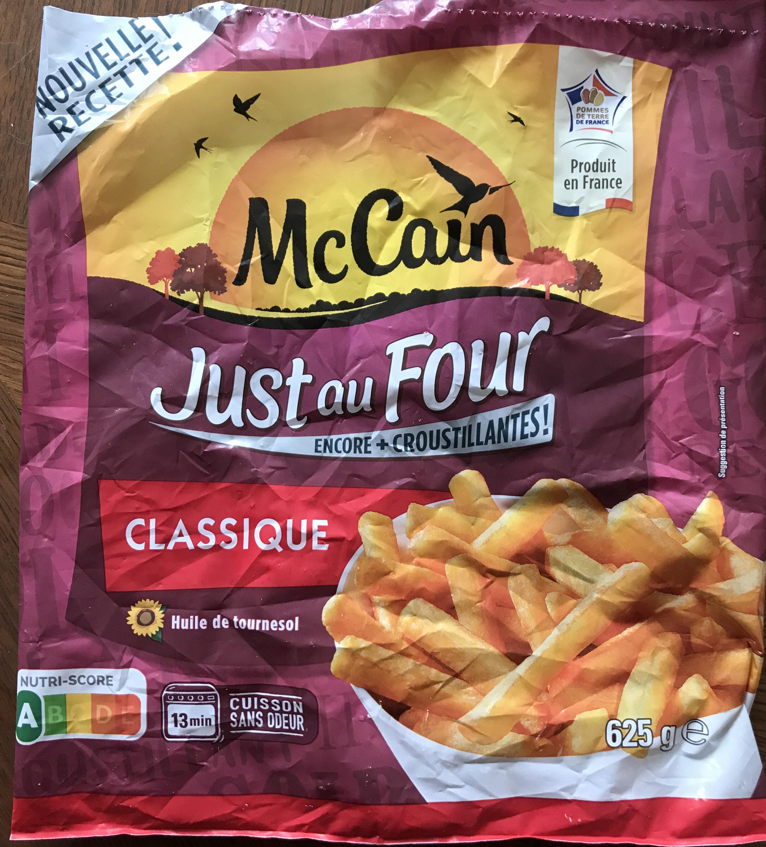 Just au Four Classique - Produit - fr