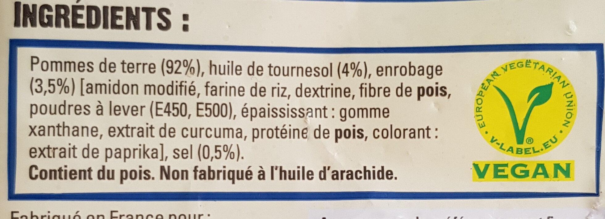 Just au four Steakhouse - Ingrédients - fr