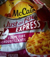 Just au Four Express, Coupe Fine et Croustillante - Product - fr