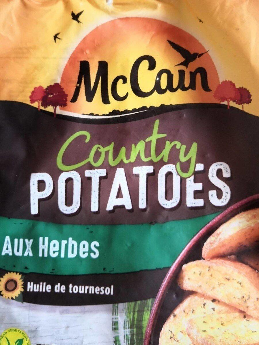 Country Potatoes - Prodotto - fr