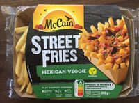Street Fries Mexican Veggie - Product - fr