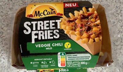 Street Fries Veggie Chilli Mild - Produkt - de