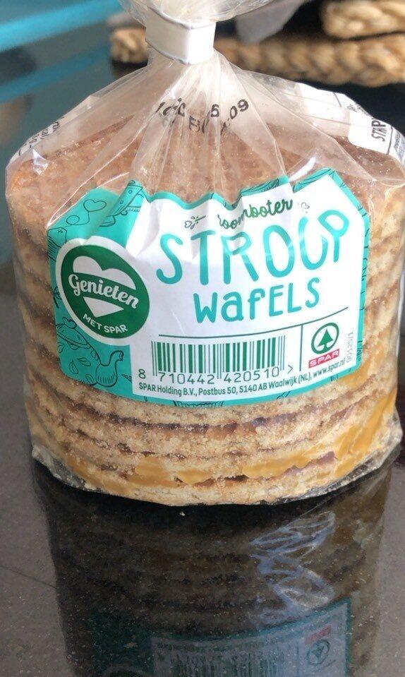 Stroop wafels - Product - de