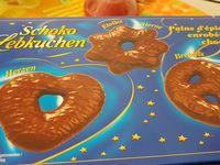 Pains D'épices enrobés de chocolat - Product - fr
