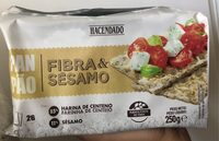 Pan fibra y sesamo - Producte - es