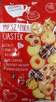 Mieszkanka ciastek kruchych - Produkt - pl
