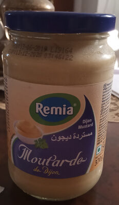 Remia Dijon Mustard - Product