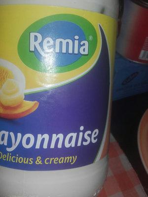 Mayonnaise délicieuse et crémeuse - Produit - fr