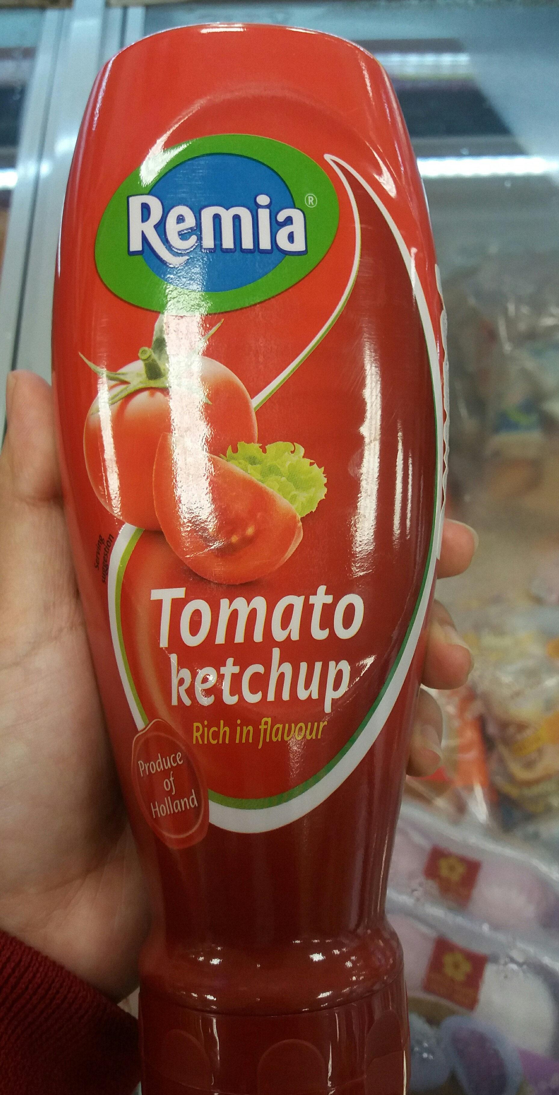 tomato ketchup - Sản phẩm - en