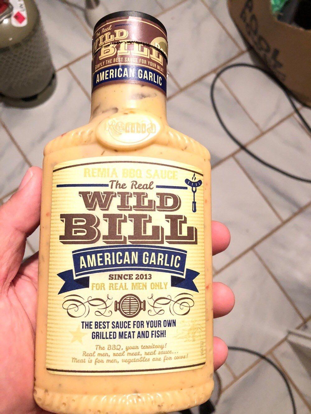 Remia American Garlic BBQ Sauce - Produkt - de