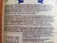 Remia American Garlic BBQ Sauce - Nährwertangaben - de