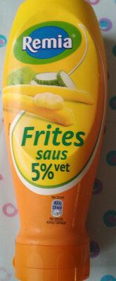 Frites saus 5% vet - Product