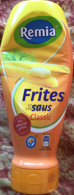 Frites saus classic - Product