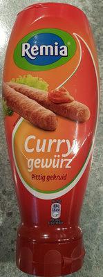 Curry Gewürz Ketchup, Produkt Aus NL - Product - en
