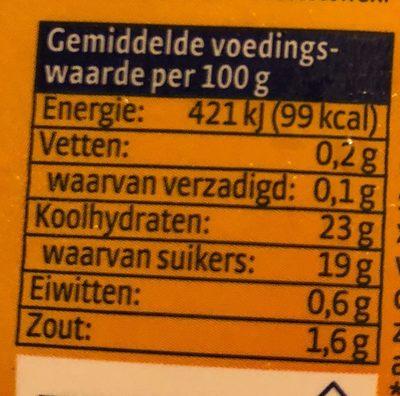 Curry Gewürz Ketchup, Produkt Aus NL - Ingrediënten - en