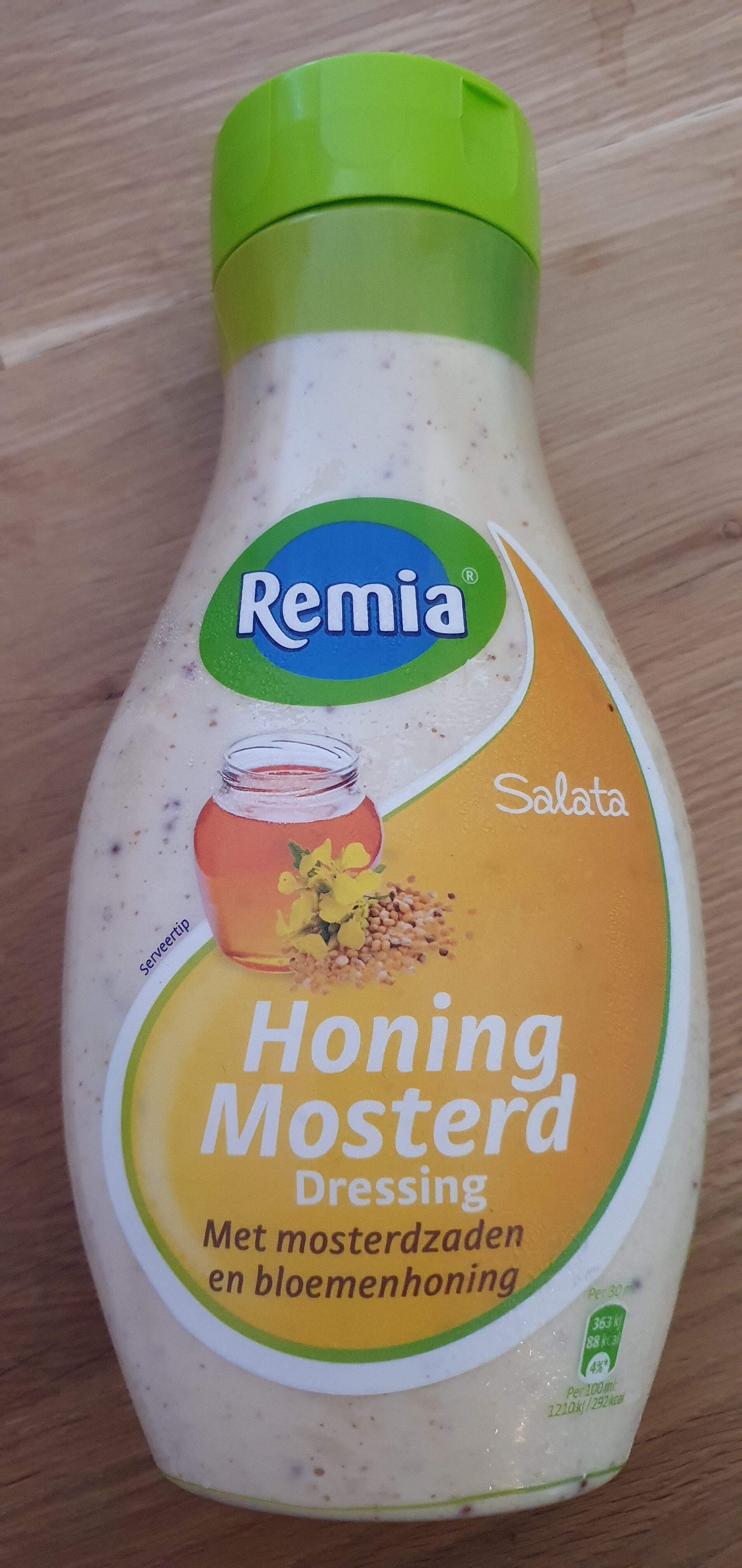 Remia Salata Honing-mosterd - Product - nl