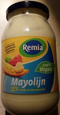 Mayonnaise vegan - Product - nl