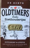 Sneker Zoethoudertjes - Product - nl