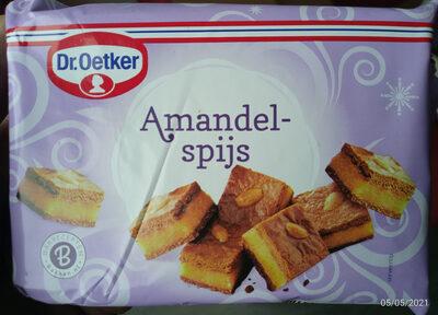 Amandelspijs - Product - en
