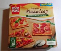 Italiaans Pizzadeeg - Product - nl