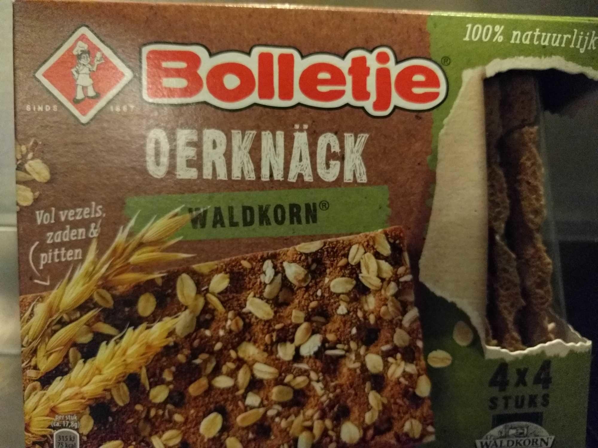 Oerknäck waldkorn - Product - nl