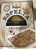 Espelta crackers - Prodotto - en