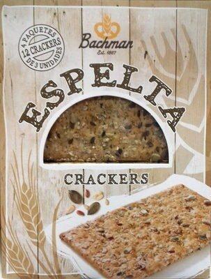 Espelta Crackers - Product - es