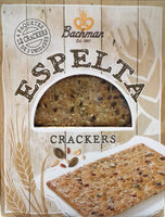 Espelta Crackers - Producte